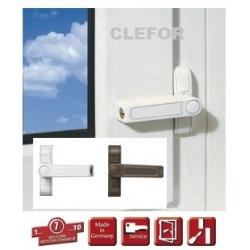 Verrou supplémentaire pour fenêtre et porte fenêtre PVC