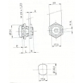 SER.BATT. 911-220A RO-L13mm