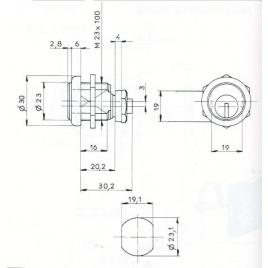 SER.SURET.BATT A GOUP-D23mm-2C