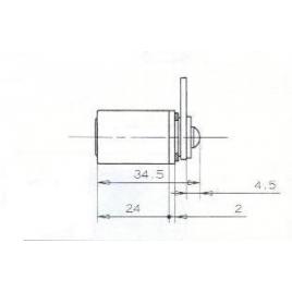 S.BATT.S/PLAT.D18/L24-2C