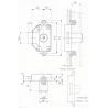 SER. ESPAGNOLETTE A25 C16.5-2C