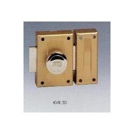 VERROU SURETE KVR CYL 40mm 3C