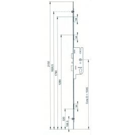 CREM FERCOMATIC R2 F40 - TET 16mm