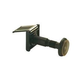 JUDAS OPTIQUE PVC 200° POUR PORTE 23-80 mm