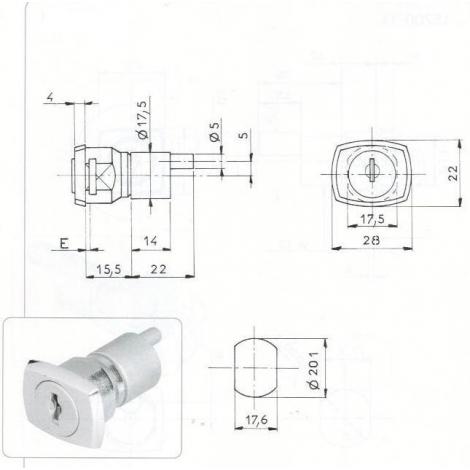 S.A ENTRAINEMENT L37.5/D20-2C