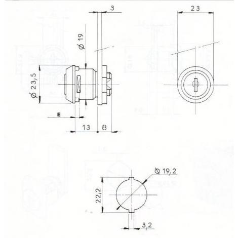 S.BATT-165CHE-2C