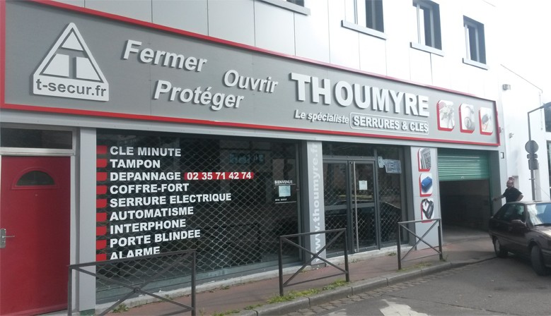 Magasin Thoumyre